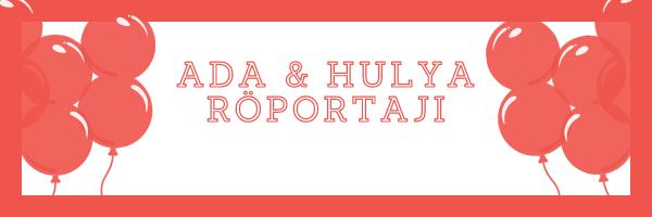 BizdeSohbet.Com HuLyA & Ada Röportajı